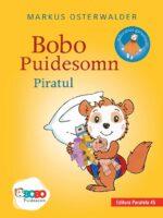 Bobo Puidesomn - piratul. Povesti ilustrate pentru puisori isteti