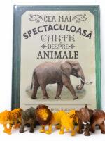 Pachet Animale Litera - Cea mai spectaculoasa carte despre animale