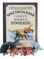 Pachet Dinozauri Litera - Cea mai spectaculoasa carte despre dinozauri