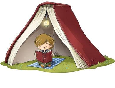 Cum imprietenim copiii cu lectura