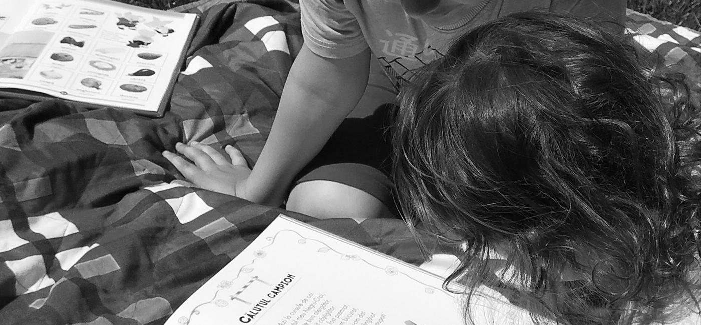 De la ce varsta citim copiilor?