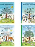 Pachet Hoinari prin anotimpuri - 4 volume