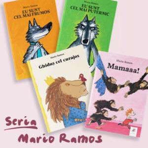 Pachet Mario Ramos