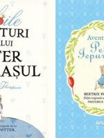 Pachet Paste cu Peter Iepurasul (Aventurile lui Peter Iepurasul